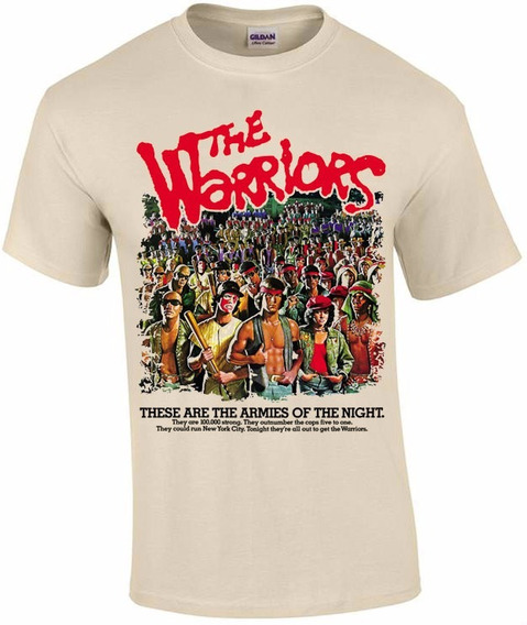 Playera Película - Los Guerreros ( The Warriors)