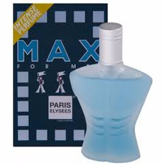 Perfume Max Masculino Edt 100 Ml Jean Paul Paris Elysees