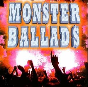 Monster Ballads (raro, Importado)