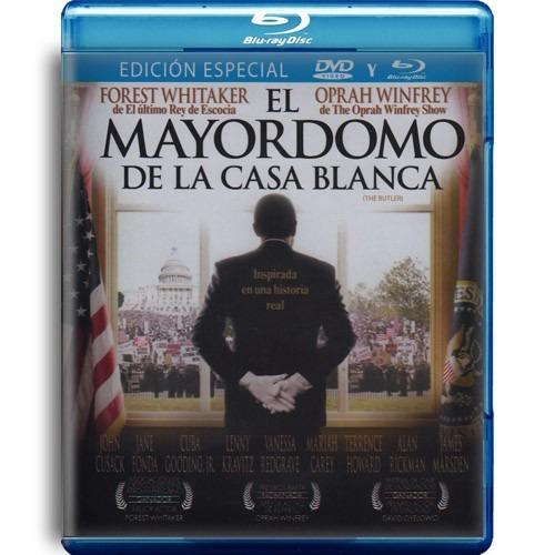 El Mayordomo De La Casa Blanca Pelicula En Blu-ray + Dvd