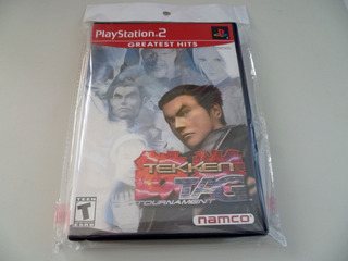 Playstation 2 Tekken Tag Ps2