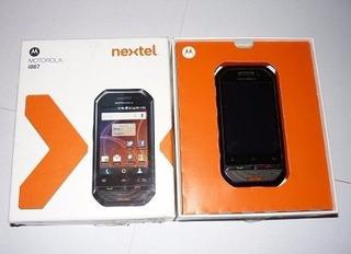 Celular Nextel I867 Gray Nuevo En Caja Reacondicionado 2.3