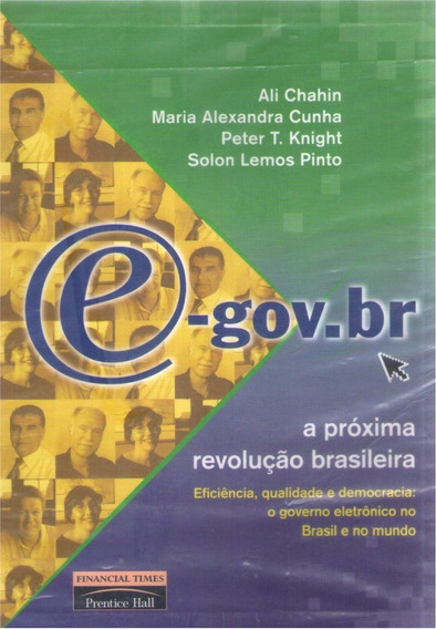 Arroba-gov.br - A Próxima Revolução Brasileira - Ali Chahin