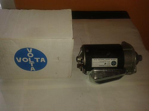 Arranque Ford 2 Huecos Tapa Alta Sincrónico Nuevo Volta(70)