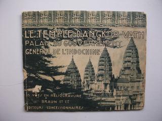 Templos De Angkor Vath - Palacios Indochinos - Heliograbados