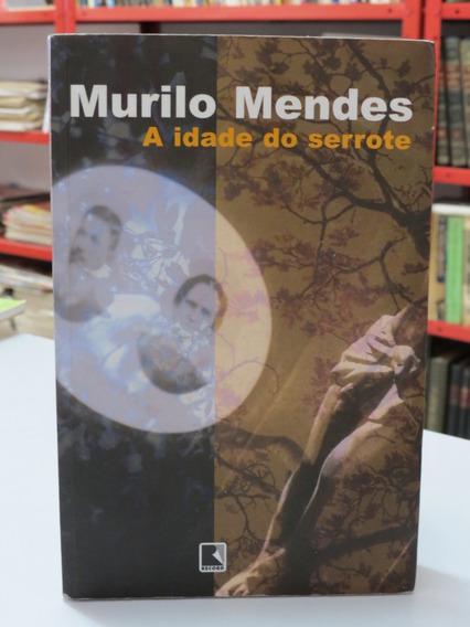 Livro A Idade Do Serrote Murilo Mendes Record Infanto Juveni