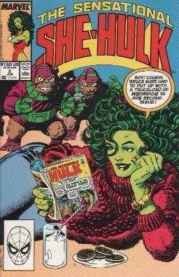 Marvel The Sensational She Hulk - Volume 2