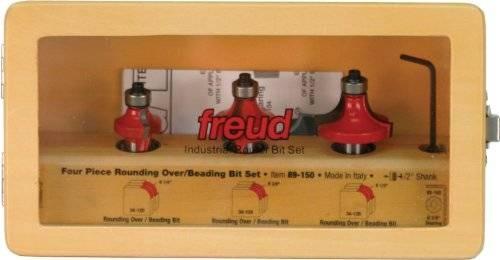 Freud 89-150 De 1/2-pulgada Caña Redondos / Rebordear Router