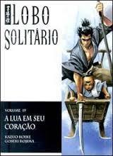Lobo Solitario N. 19 - Panini - 1a Ediçao 2006