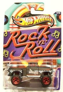 Auto Hot Wheels 56 Flashsider Camioneta Rock And Roll Rdf1