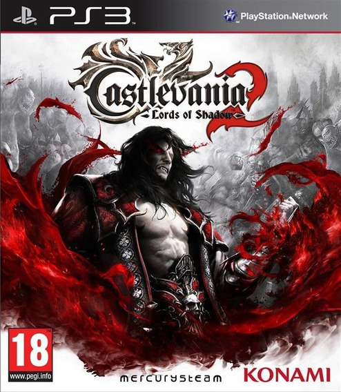 Castlevania Lords Of Sahadow 2 Ps3 + Dlc Revelations