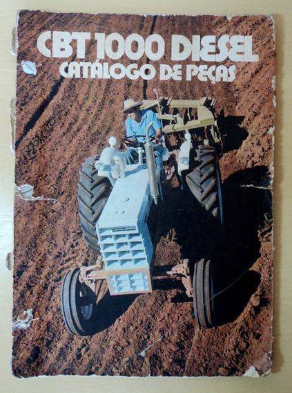 Catálogo De Peças Trator Cbt 1000 Diesel