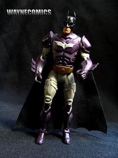 Batman Dark Knight Lanza Misiles Joker Guason Robin Superman