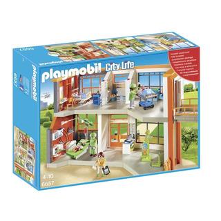 Todobloques Playmobil 6657 Hospital De Niños!!!