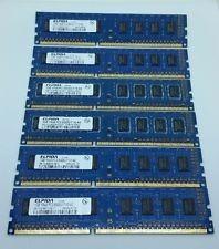 Memoria Elpida 2 Gb, 2rx8 Pc3 10600s 2 X 1gb