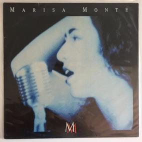 Lp Marisa Monte Mm 1º Album (1989) C/ Encarte