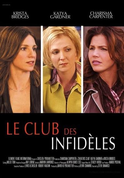 El Club De Las Esposas Infieles Dvd Seminueva