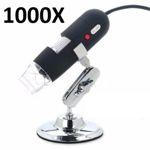 Microscópio Digital Usb 1000x Hd Frete Barato Pronta Entrega