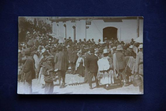 Antiguas Foto/tarjeta Postal. Bolivia Circa 1920/30.