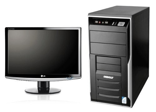 Computador Intel Core 2 + Monitor 17 Lcd