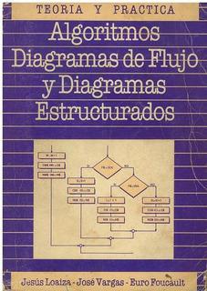 Libro, Algoritmos Diagramas Flujo Y Diagramas Estructurados.
