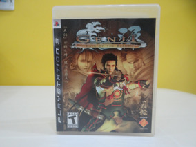 Genji Days Of The Blade - Ps3 - Completo!