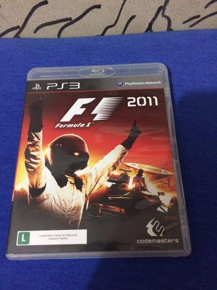 Formula 1 2011 F1 2011 Ps3 Midia Fisica Frete R$10