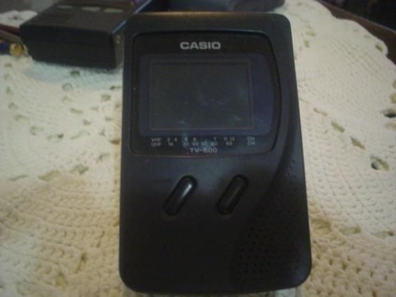 Mini Tv Casio Tv 600 Palm