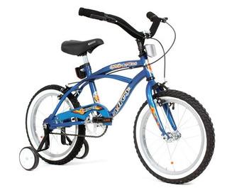 Bicicleta Playera Halley 19055 Rod 16 Rueditas En Cuotas!