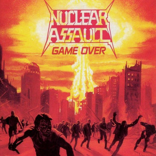 Nuclear Assault - Game Over