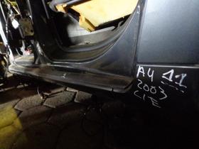 Guia Esquerdo Do Spoller Audi A4 2004 Sedam
