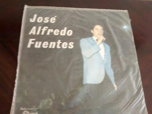 Vinilo Lp De Jose Alfredo Fuentes - Lejos De Ti  ( U514