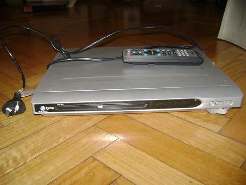Reproductor De Dvd Lynx 472. Usb