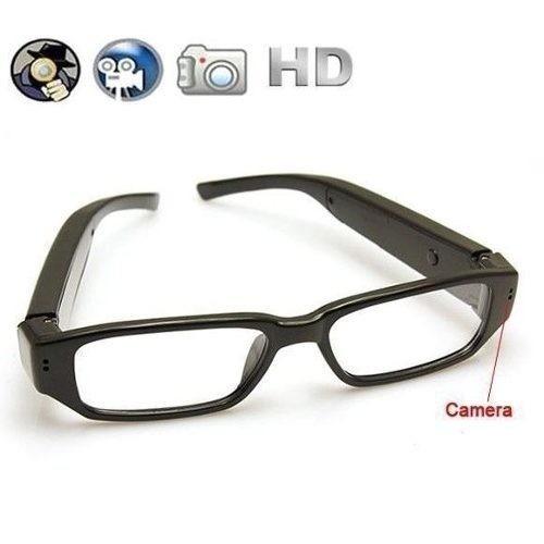 a7bef2fc8 Óculos Espião Com Camera Espiã, Modelo Social Muito Discreto - R$ 128,90 em  Mercado Livre