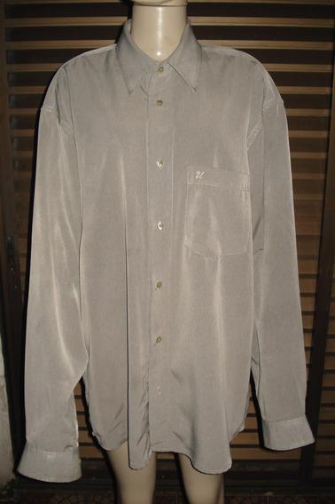 Camisa Social Em Micro Fibra Da Umen Collection Tam 5