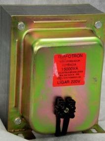 Autotransformador Voltagem 15000va 110 E 220 Bivolt