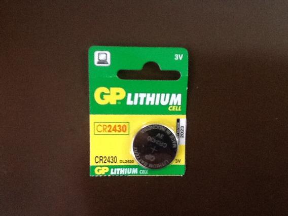 Pila Cr2430 Gp 3v Incluye Iva(compre Original )