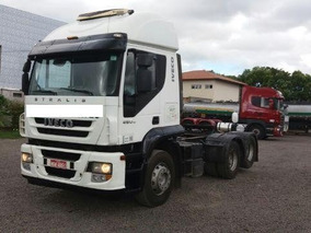 Iveco Stralis 460 So Trabalhar