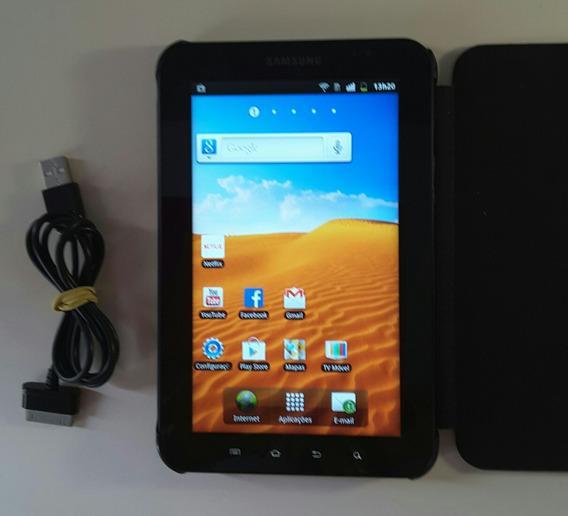 Tablet Samsung Gt-p100l Impecável