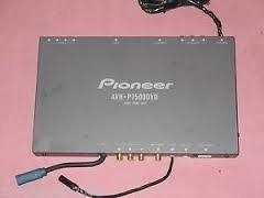 Caixa Moduladora Do Pioneer Avh-p7550dvd Cxc1221 Com Tv Ok