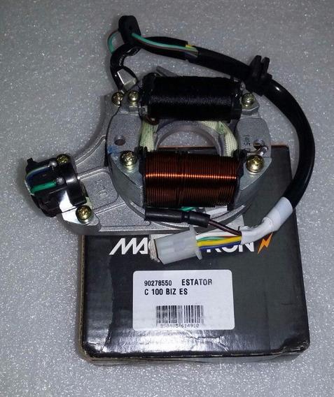 Estator Biz 100 Es 2002/2006 Magnetron