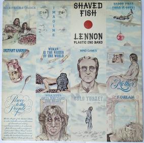 Lp (vinil) Shaved Fish , De John Lennon E Plastic Ono Band