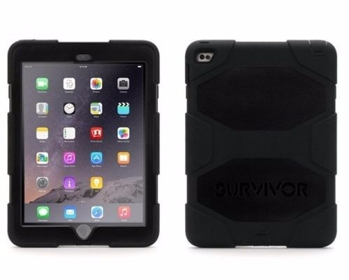 Capa Griffin Survivor All Terrain iPad Mini 4 Anti Im