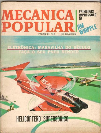 Revista Mecãnica Popular 1963