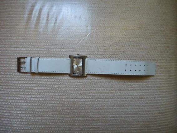Relógio Feminino Branco Avon