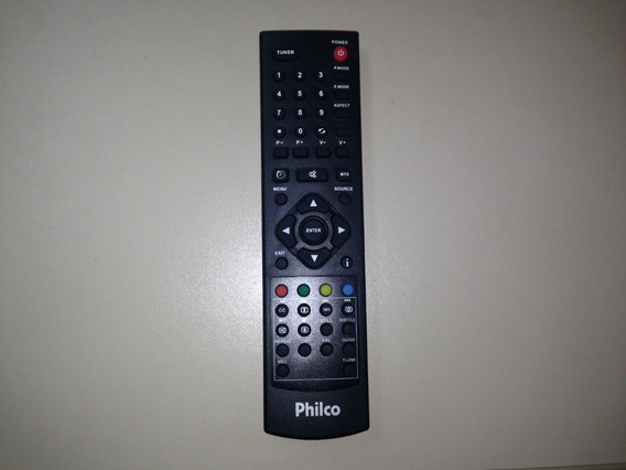 Controle Remoto Tv Philco Ph32d Lcd - Original