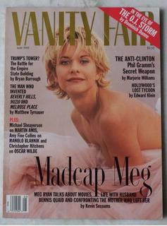 Revista Vanity Fair Mai/95 Em Inglês