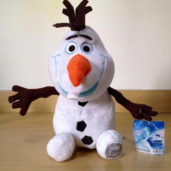 Pelúcia Olaf - Frozen - Pronta Entrega
