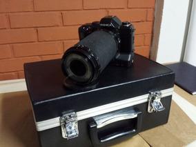 Câmera Fotográfica 35mm - Yashica Dental Eye Ii No Estojo