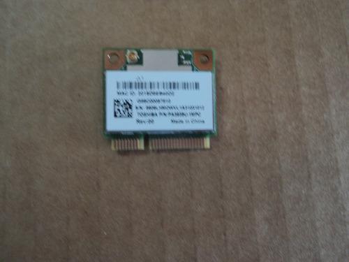 Tarjeta Wifi Toshiba C845d C840 L840 L845 Rtl8188ce